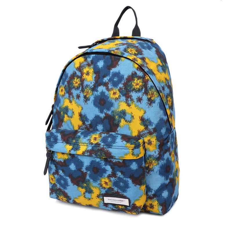 MUFUBU Presents Waterproof Casual School Backpack for Girls - Multicolored