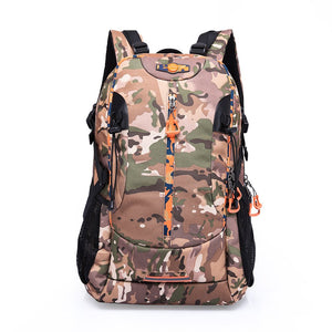 KAKA Travelling Laptop Backpack Upto 15.6 Inches - Camo
