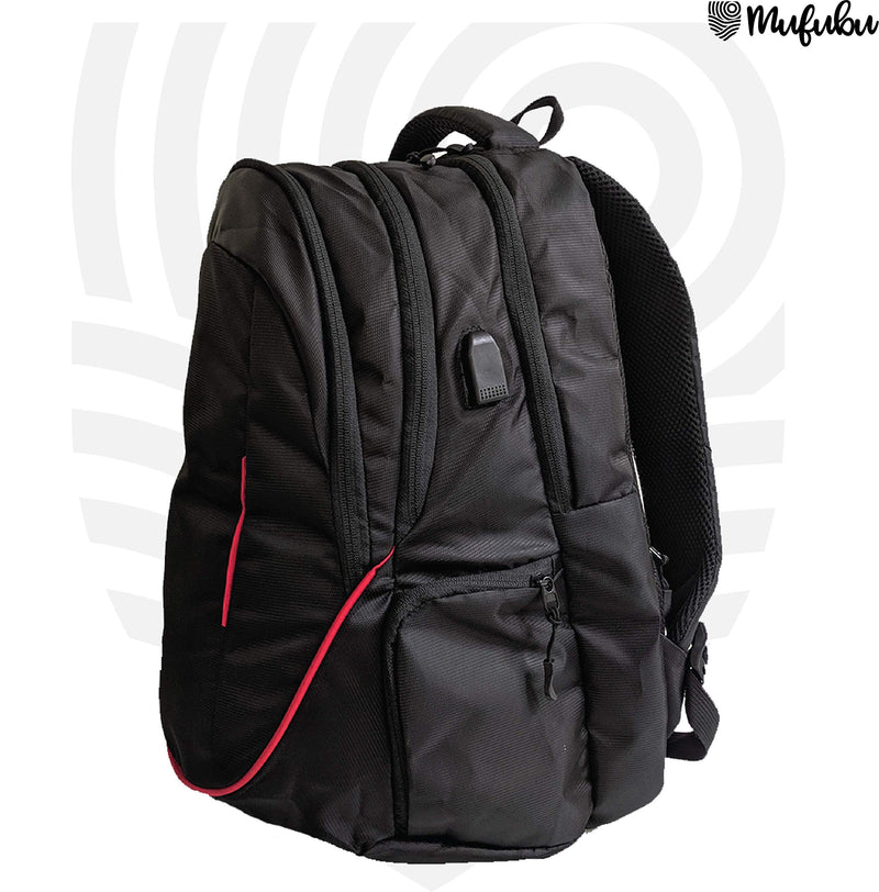 Imperia Prime Laptop Backpack - Red