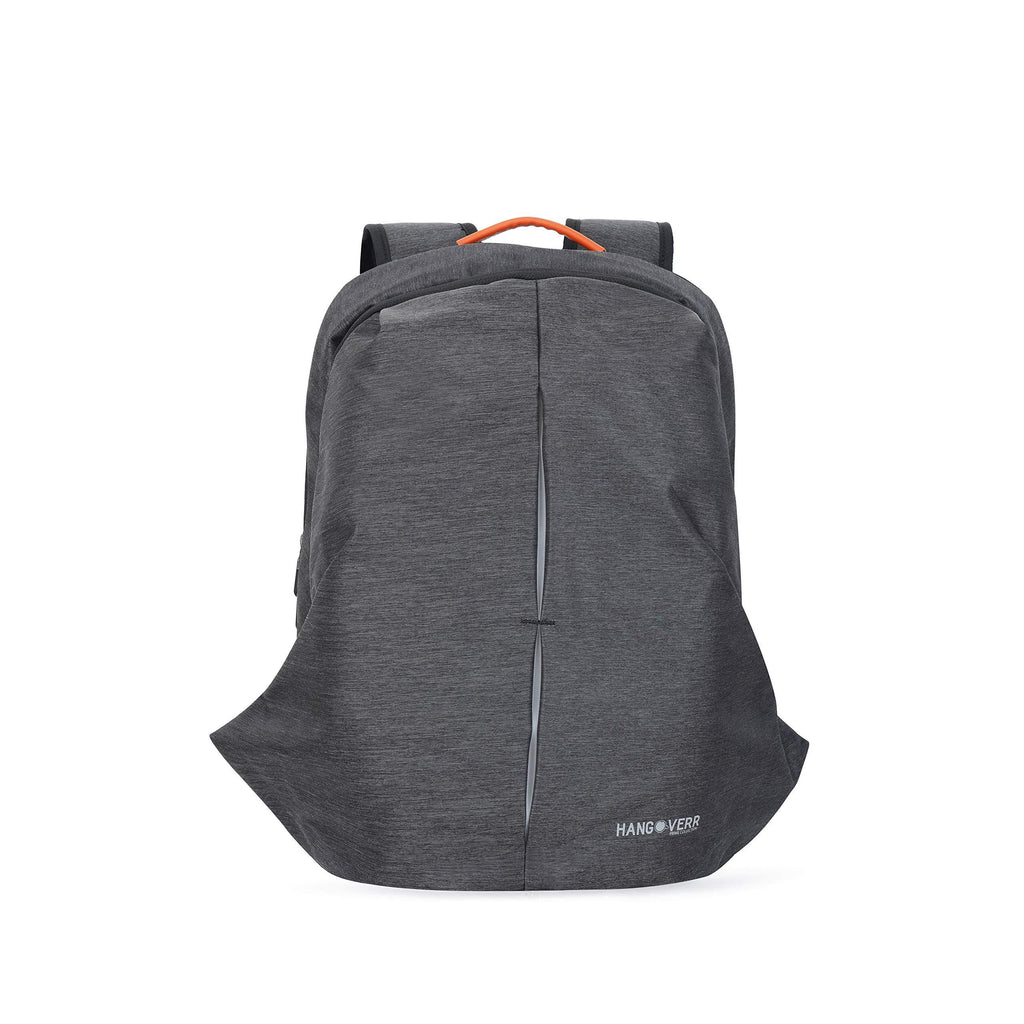 MUFUBU Presents Hangoverr Anti Theft Laptop Bags with USB Port - Grey