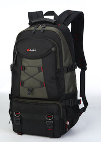 MUFUBU Present Travel Backpack for Men by Kaka - Green