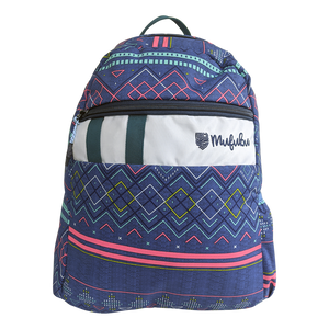 Backpack- Checks & Geomatric