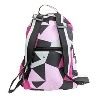 Gini' N' Poko Kids Geomatric Backpack- Geomatric