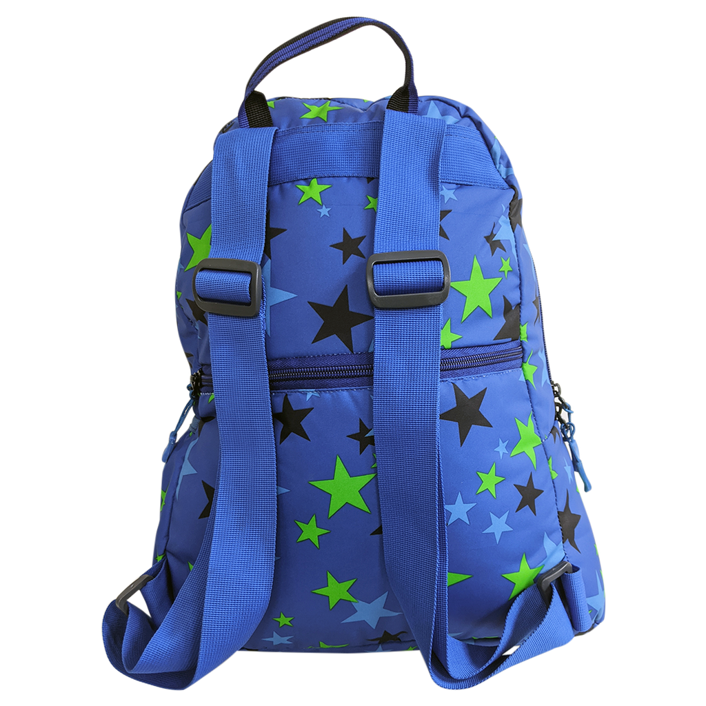 Gini' N' Poko Kids Backpack-Blue Stars