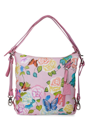 Sling Bag - Butterfly Paradise Light Pink