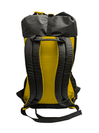 Torque 55 Ltr Yellow Rucksack with Rain Cover