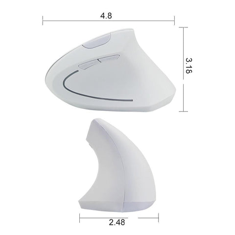 Image of Mouse Vertical Ergonômico