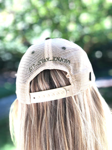 Trucker Hat - Old favorite Cotton