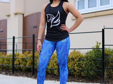 FREEDOM LEGGINGS CHARCOAL