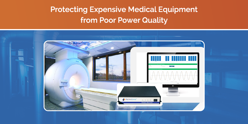 Medical Equipment Power Quality Monitoring in Times of COVID-19 & Coronavirus