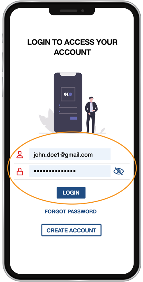 Onboarding a FeverWarn Scanner with the App (Figure 27