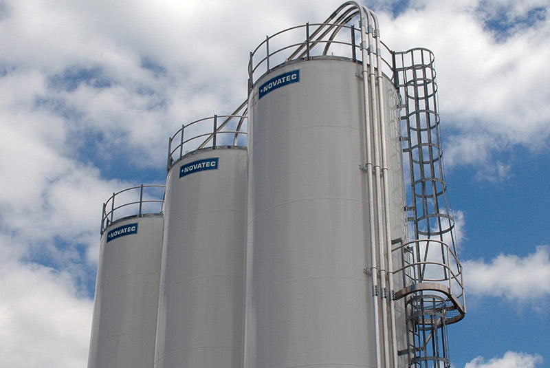 Pneumatic Conveying from Bulk Railcars to Silos