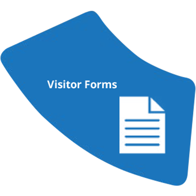 Visitor Forms (thermometer scanner)