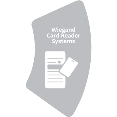 Wiegand Card Reader Systems - (Thermal Scanner)