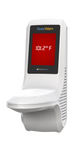 FeverWarn Model FW-1100A OPX Self-Service Thermal Hand Scanner with Onboard Data Storage