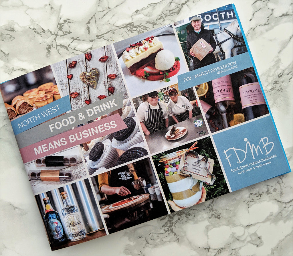 Food & Drink means business. Issue 4. Singl Coffee.