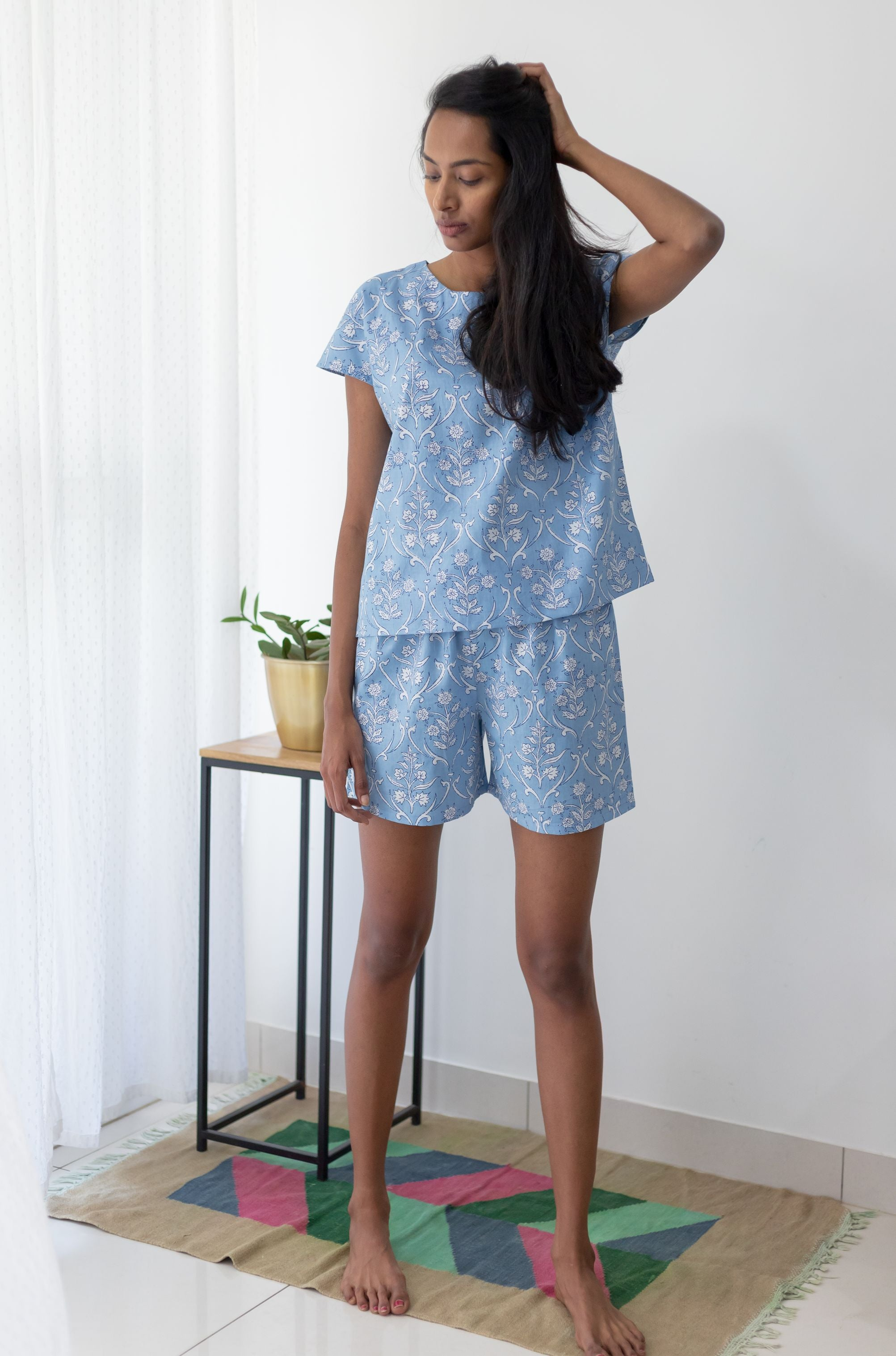 Hazan Shorts Set