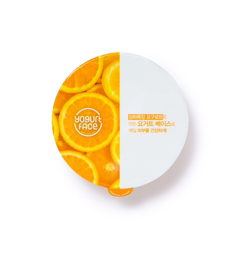 Whitening Orange Wash Off - Bada Korea