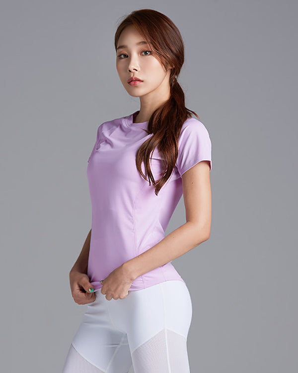 XT4108E PURPLE TOP - Bada Korea