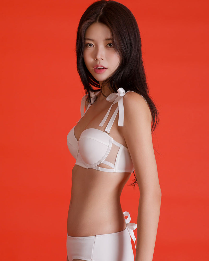 WHITE RIBBON BASIC SET - Bada Korea
