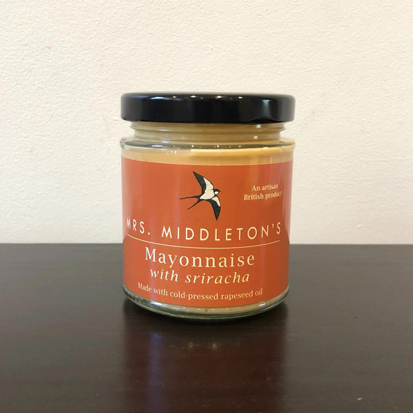 * NEW* Rapeseed oil mayonnaise with sriracha