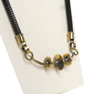Abendam Handcrafted Bronze Necklace