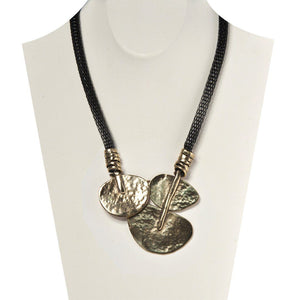 Afife Handcrafted Bronze Necklace