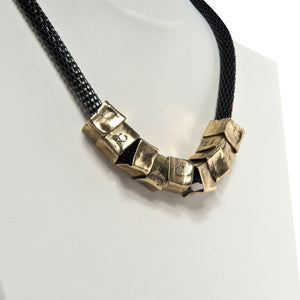 Akda Handcrafted Bronze Necklace