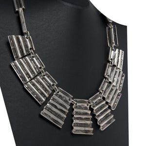 Akinci Handcrafted Silver Necklace