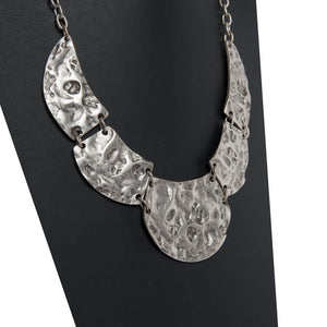 Arz Handcrafted Silver Necklace