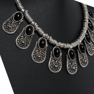 Fakid Handcrafted Silver Necklace