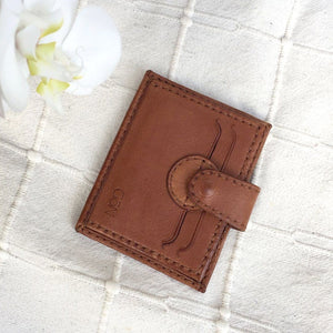 Luk 100% Handcrafted Leather Mens Wallet