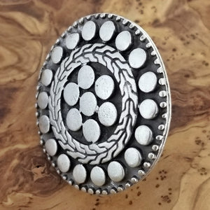 Uygu Handcrafted Silver Ring