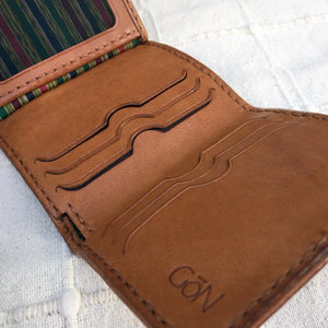 Dune 100% Handcrafted Leather Mens Wallet