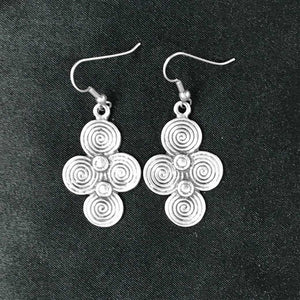 Handcrafted Silver Earring