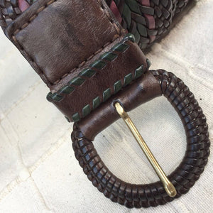 Lara 100% Handcrafted Leather Mens Belt