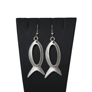 Bahr Handcrafted Silver Earring