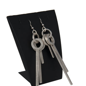 Zisan Handcrafted Silver Earrings