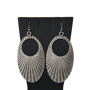 Yasin Handcrafted Silver Earrings
