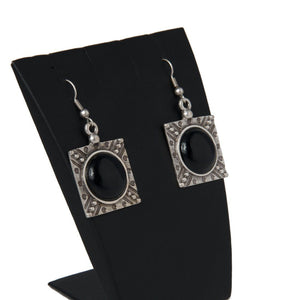 Ulga Handcrafted Silver Earrings