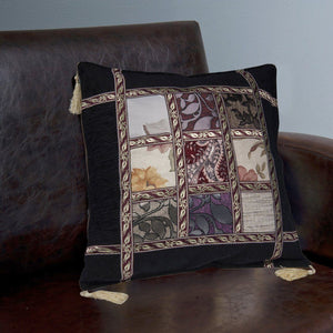 Patchwork Decorative Pilow Case