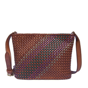 Maya 100% Handcrafted Leather Shoulder Bag