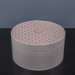 Round Storage Boxes (Set of 3)