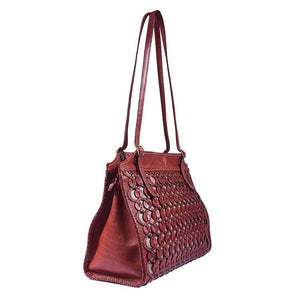 Kipe 100% Handcrafted Leather Shoulder Bag
