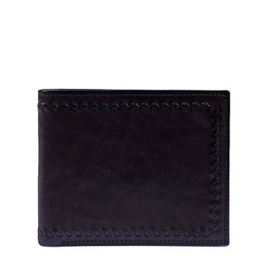 Veron 100% Handcrafted Leather Mens Wallet