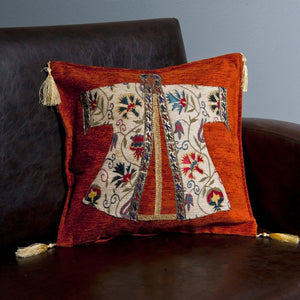 Kaftan Motif Pillow Case