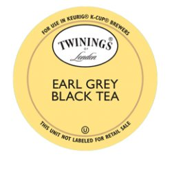Twinings Earl Grey Tea Single Cup Pods  24 ct.
