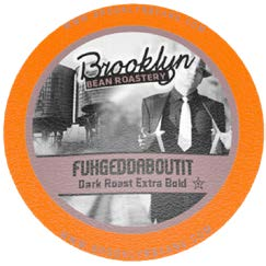 Brooklyn Bean Fuhgeddaboutit Single Serve Capsules 24 ct.