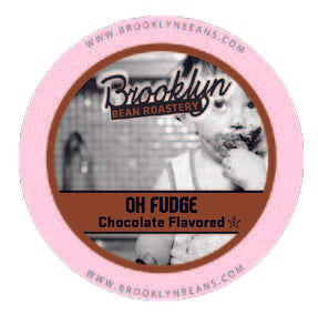 Brooklyn Bean Roastery Oh Fudge Single Serve Capsules 24 ct.
