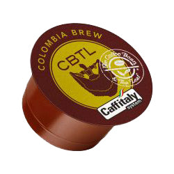 CBTL Colombia Coffee Capsules 16 Count